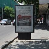 Panneau-réclame extérieur Lightbox de défilement de la publicité DEL