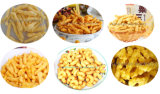 De Snacks die van Nik Naks Kurkrues van Cheetos Machine verwerken