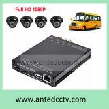 Auto escolar DVR da alta qualidade para o vídeo Surveillance/3G 4G 4CH Mdvr do CCTV
