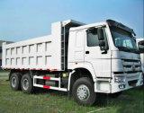 Caminhão de descarga de Sinotruk, caminhão de descarga de 6X4 HOWO