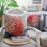 Dekoratives Luxuxkissen gedrucktes Kissen (MG-ZT0043)