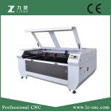 De professionele Scherpe Draagbare Machine van de Laser van de Schoenen van het Leer van de Machine van de Gravure van de Laser van de Kleding van Gcode Engraing 60W