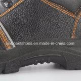 Les meilleures chaussures de sûreté S3 normales unisexes injectées par unité centrale de vente Snb1914