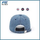 Gorra de béisbol bordada algodón del deporte de la aduana 100%