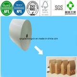 PET überzogenes Braunes Packpapier für Verpacken- der Lebensmittelbeutel