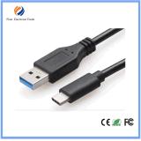 Usb-OTG Typ c-Mann Kabel USB-3.1 männlicher Adapter-Kabel zum USB-3.0