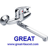 Competitive Price를 가진 벽 Kitchen Faucet