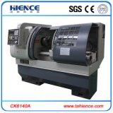 Ck6140 고품질 중국 편평한 침대 CNC 선반 기계 가격