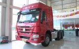 De Vrachtwagen van de Tractor van Sinotruck HOWO 6X4 336HP