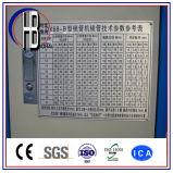 Máquina que prensa del manguito hidráulico del PLC de la potencia del Finn del Ce