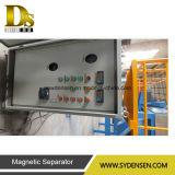 Концентрический сепаратор вихревого тока для бутылок любимчика, алюминиевых чонсервных банк и чонсервных банк утюга