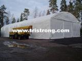 Plans de construction d'usine, construction de structure métallique, construction préfabriquée (TSU-4966/TSU-49115)