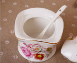 De mooie Ceramische Kruik van het Kruid van het Porselein van de Kruik voor Keuken