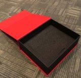 Kundenspezifischer handgemachter heißer stempelnder verpackengeschenk-Luxuxkasten