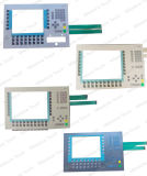 """Tastiera dell'interruttore della tastiera della membrana per 6AV6 643-0dd01-1ax0/6AV6 643-0dd01-1ax1/6AV6 652-3nc01-1AA0 MP277 10 tasto/6AV6 rimontaggio chiave di 542-0da10-0ax0 MP370 12 """""""