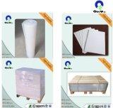 Strato rigido variopinto trasparente del PVC della plastica del calendario