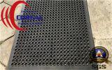 Estera de goma antivibraciones para las ruedas de ardilla estéreas del equipo de los compresores de aire