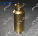 Pin à ressort de Pogo, 5A chargement actuel, diamètre 4.6mm de plongeur