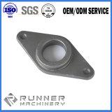ISO9001: 2008 aço fazendo à máquina do CNC do OEM, peças de alumínio do forjamento do aço inoxidável