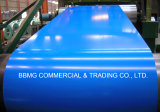 Colorear las hojas acanaladas revestidas CGCC, del material para techos el acero de hoja de acero galvanizado prepintado SGCC PPGI