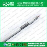 Rg59 câble d'interface du câble coaxial de liaison 75ohm Hfc (F5967BV/F5995BV)