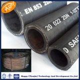 SAE100 R2の油圧ゴム製ホースの巻き枠