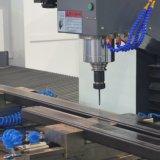 Perfil de aluminio del tubo del CNC que trabaja a máquina el Centro-Pratic-Pia