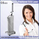 Laser frazionario professionale del CO2 di Er700b per rimozione dei contrassegni di stirata