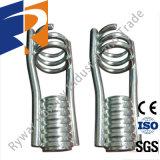 Inserto in espansione della bobina placcato zinco dell'acciaio inossidabile