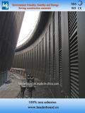 Soundproofing 100% livre da parede de divisória do cimento da fibra de asbesto (CE aprovado)