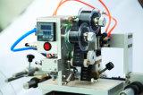 Автоматическая машина для прикрепления этикеток круглой бутылки горизонтальная