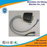 Dispositivos industriais duráveis do conjunto de cabo da estrutura do fechamento