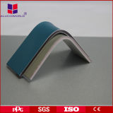 Materiale composito di alluminio infrangibile di buona qualità di memoria