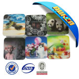 Lenticular personalizzato 3D EVA Cup Coaster