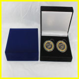 A melhor caixa de presente para moedas e lembranças da embalagem