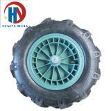 Neumático de la carretilla de rueda de la espuma de Rubber/PU/del carro de mano
