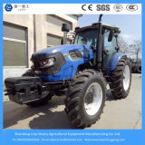 155HP 4WD Farm Wheel / Mini Farming / Garden / Agricultural / Compact Tractor com 6-Cylinder Diesel Engine