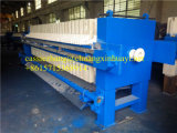 Filtre-presse automatique pour l'asséchage de cambouis