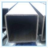 tubo de acero de sección hueca cuadrada