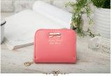 2016 nuovi Zip Genuine Leather Portafoglio Donna, Zip Clutch Wallet