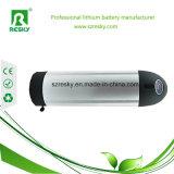 Batterie de tube du lithium 36V 13ah vers le bas pour le gros vélo électrique