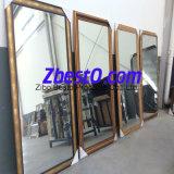 Espejos antiguos adornados/ornamentales de la vendimia decorativa de la pared