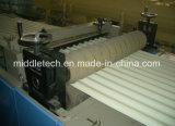 Плитка делая производственную линию листа плитки крыши PVC машины