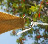 Ветрило тени Sun сада светов профессионального HDPE солнечное с низкой ценой