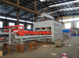 Machine chaude de presse de laminage de mélamine pour le panneau de plancher
