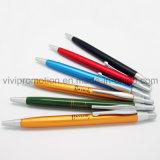 Promocional hotel bolígrafo para logotipo personalizado de impresión (BP0123)