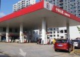 Estación estándar de alta presión del gas natural para la venta