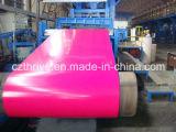De kleur Met een laag bedekte Streep van het Aluminium/Rol, Kleur Ral
