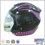 高品質の開いた表面オートバイのヘルメット(OP201)