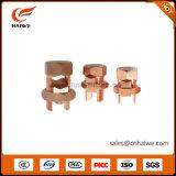Тип сталь Sb углерода или кабельный соединитель болта меди Split